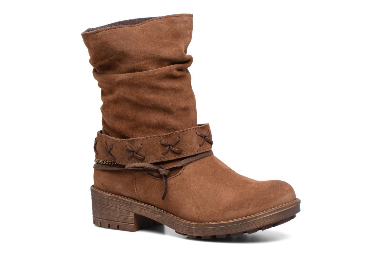 Stiefeletten & Boots Coolway Angus braun detaillierte ansicht/modell