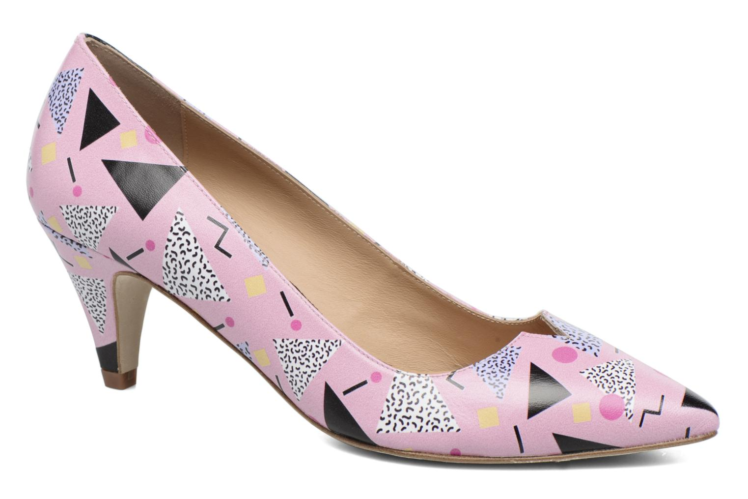 Pumps Made by SARENZA Donut hut #4 Multicolor rechts