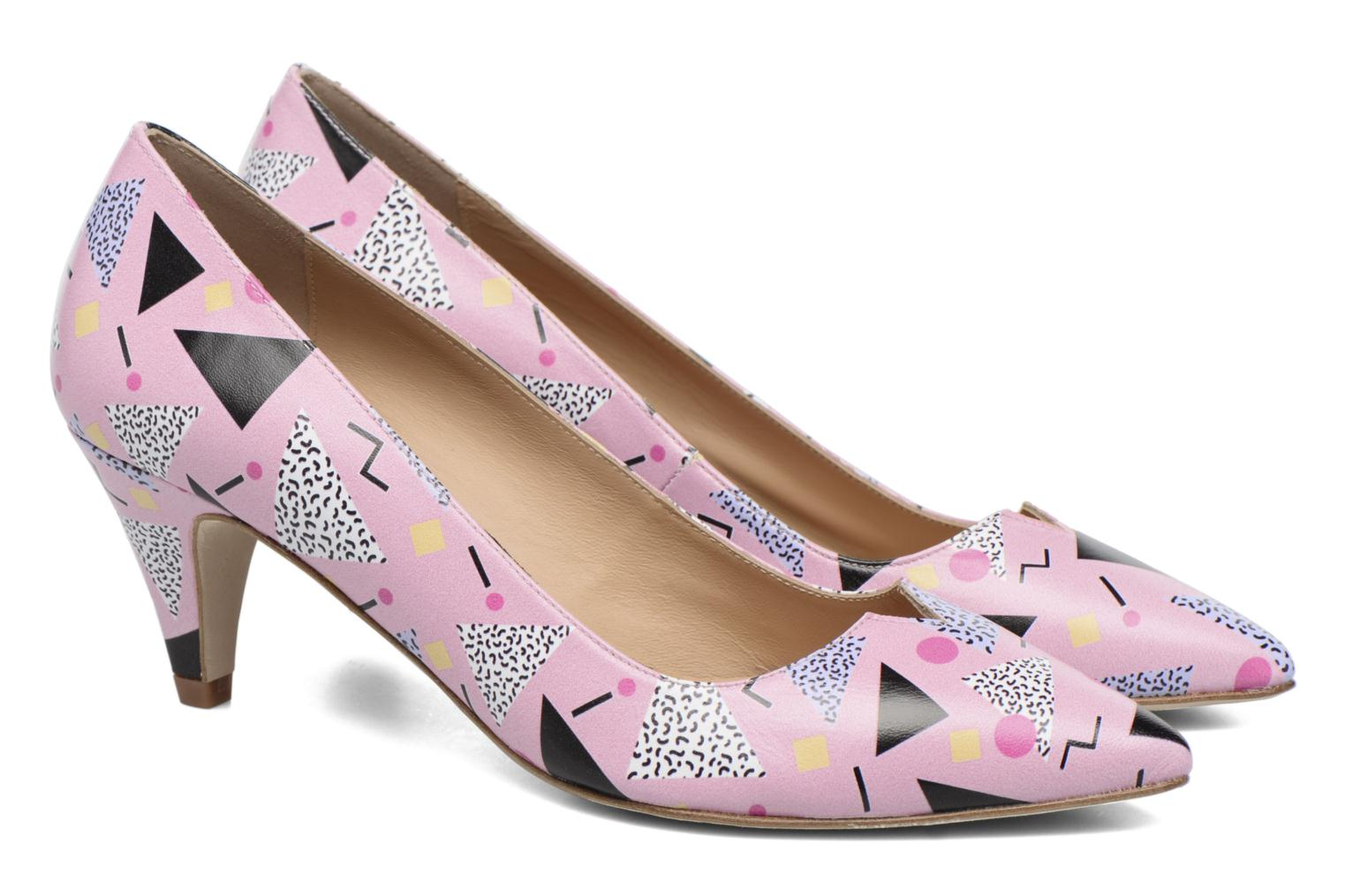 Pumps Made by SARENZA Donut hut #4 Multicolor achterkant