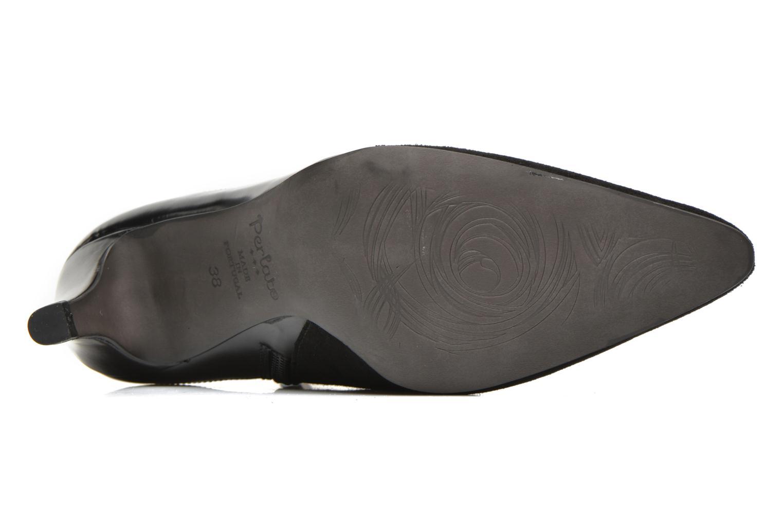 Boots en enkellaarsjes Perlato Prugo Zwart boven