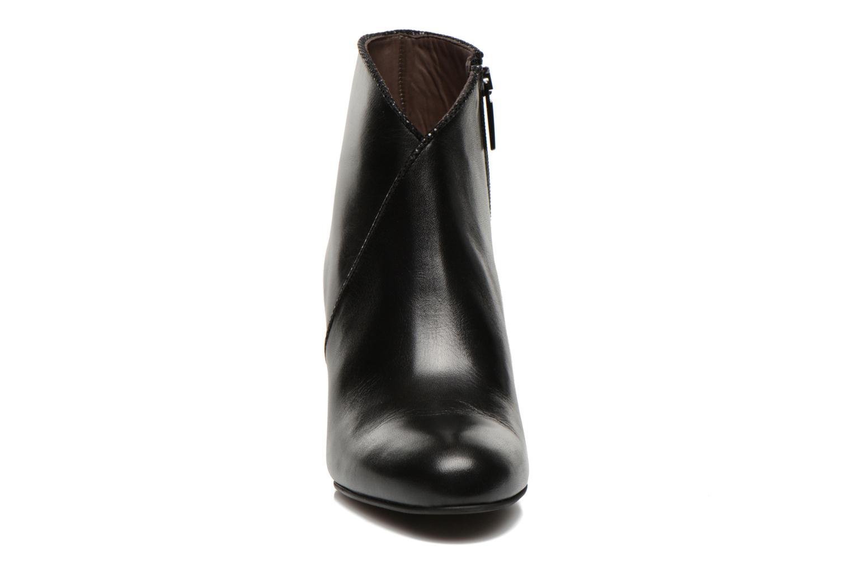 Ankle boots Perlato Plapo Black model view