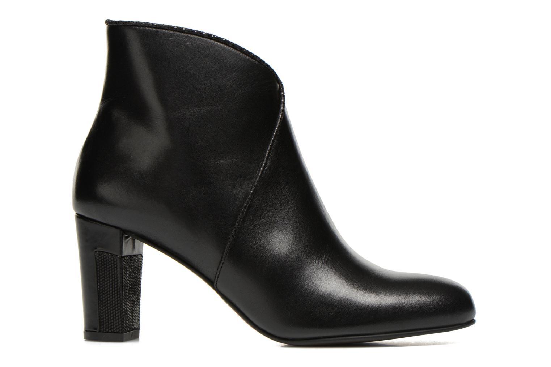 Ankle boots Perlato Plapo Black back view