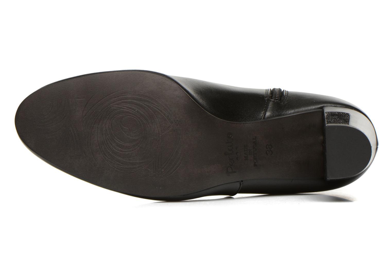 Stiefeletten & Boots Perlato Plapo schwarz ansicht von oben