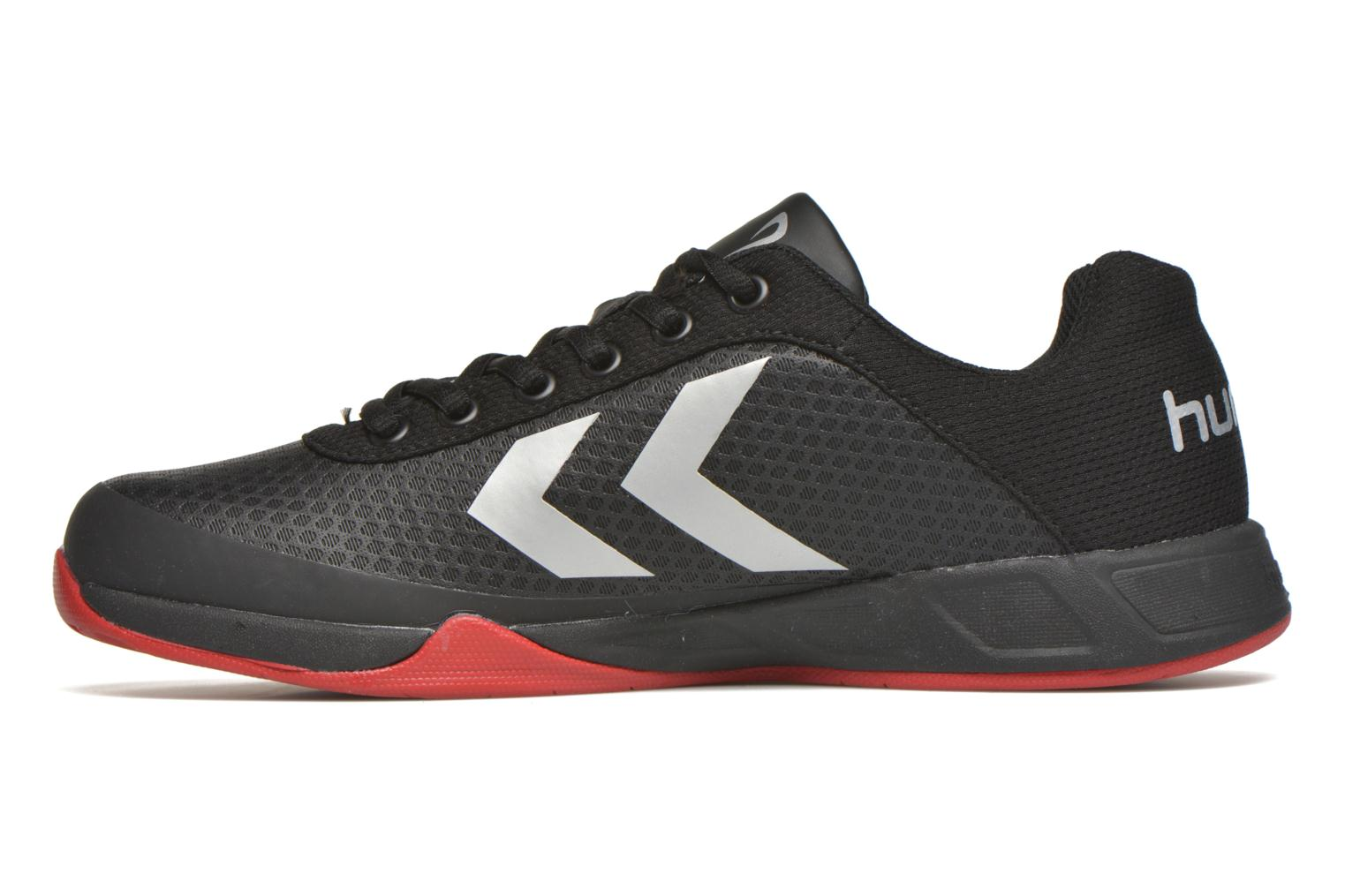 Sport shoes Hummel Root Play Black front view
