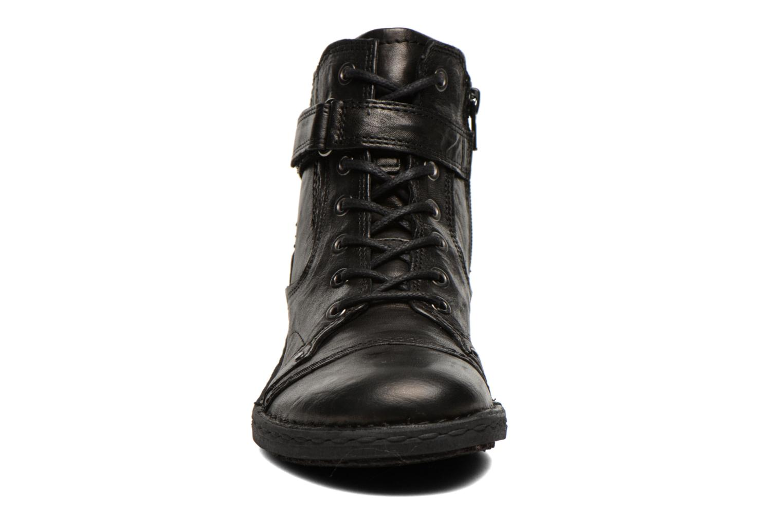 Stiefeletten & Boots Khrio Rehayen schwarz schuhe getragen