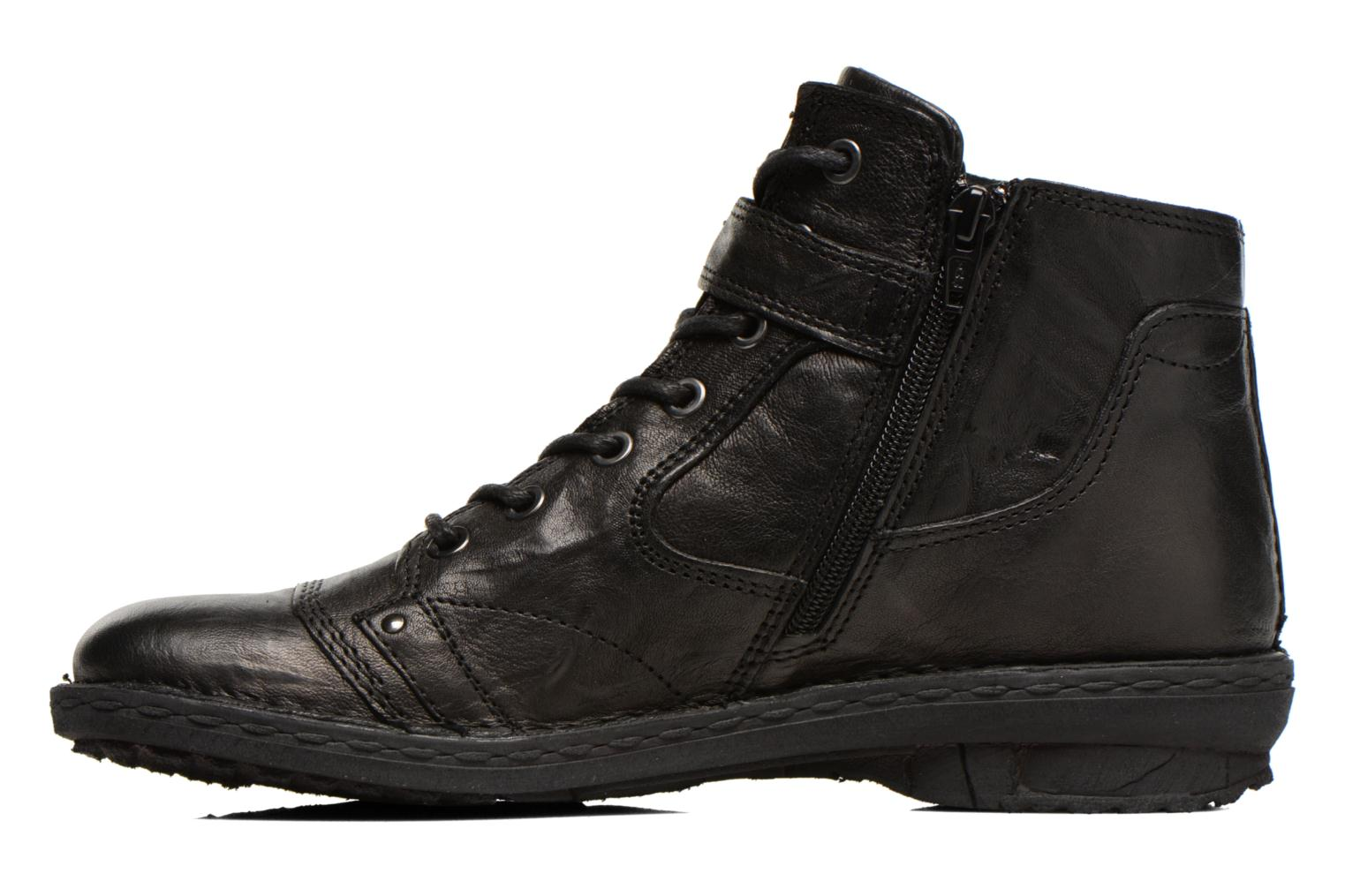 Ankle boots Khrio Rehayen Black front view