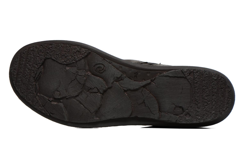 Stiefeletten & Boots Khrio Rehayen schwarz ansicht von oben