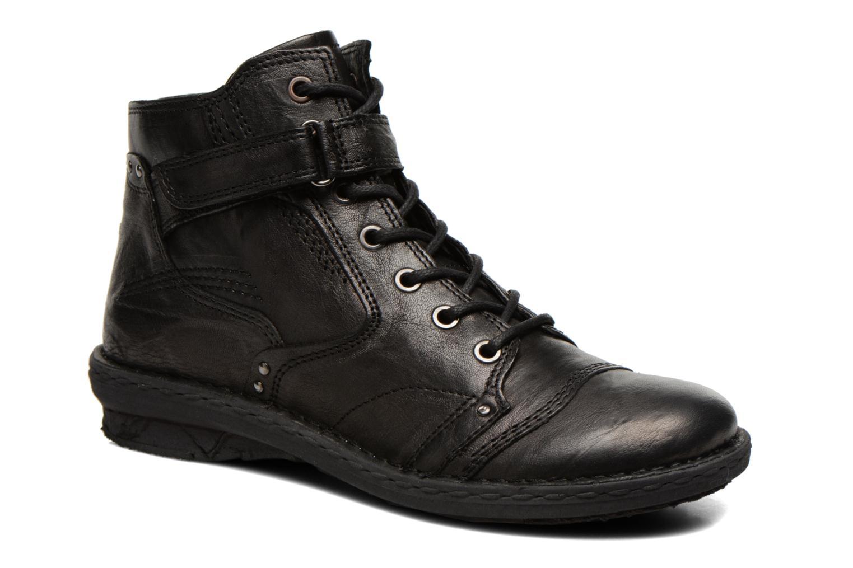 Stiefeletten & Boots Khrio Rehayen schwarz detaillierte ansicht/modell