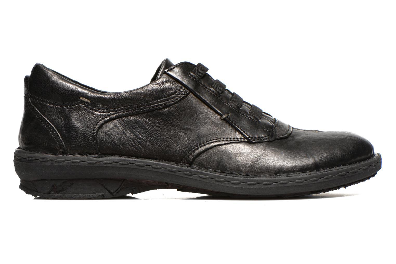 Chaussures à lacets Khrio Malawi Noir vue derrière