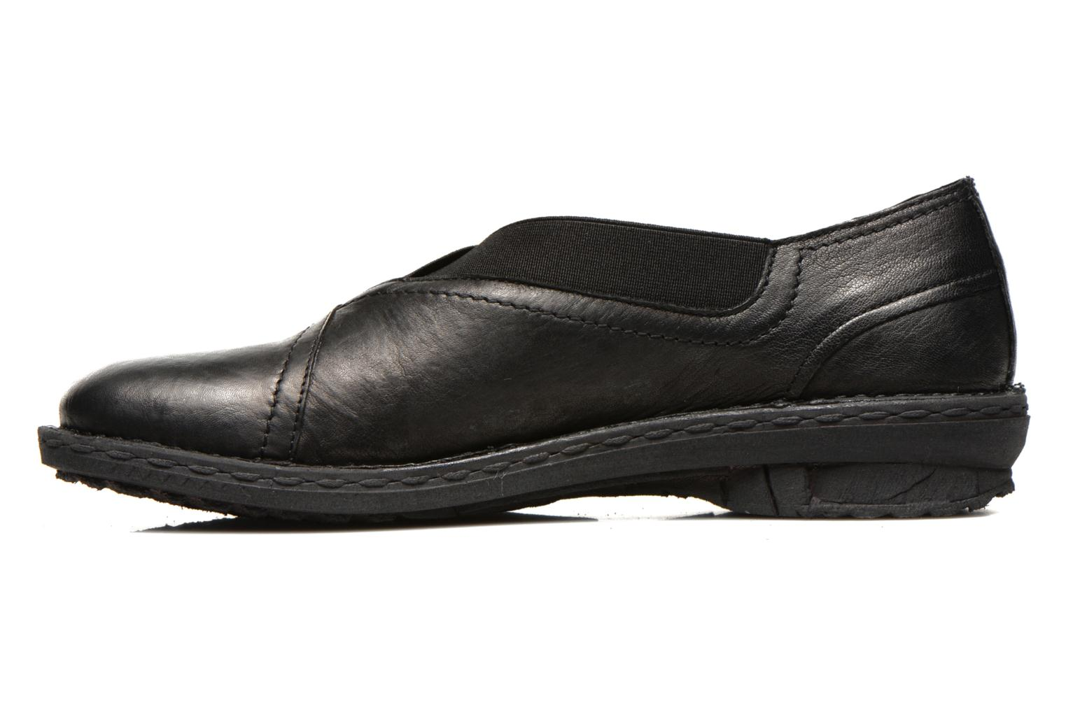 Loafers Khrio Noura Black front view