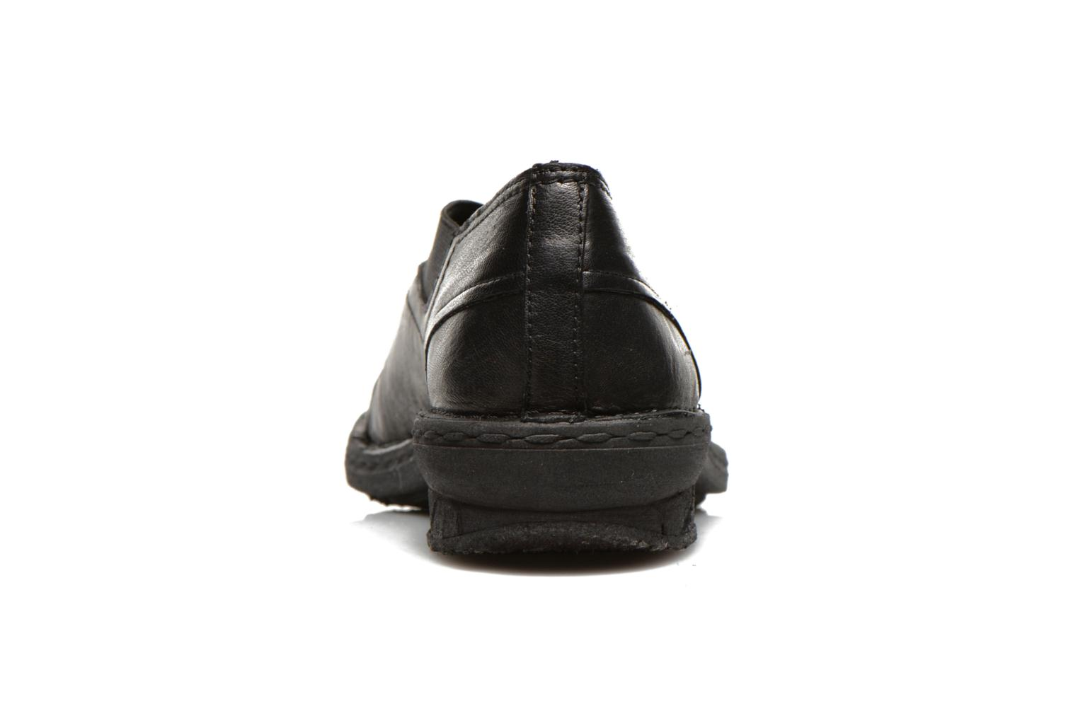Loafers Khrio Noura Black view from the right