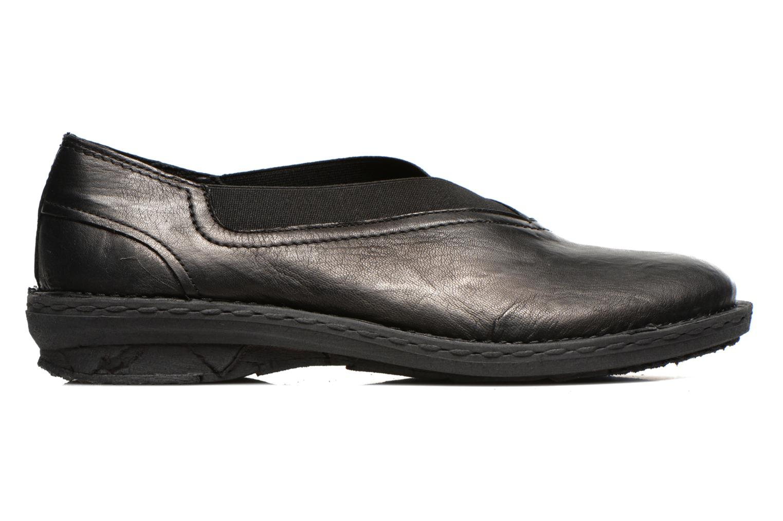 Loafers Khrio Noura Black back view