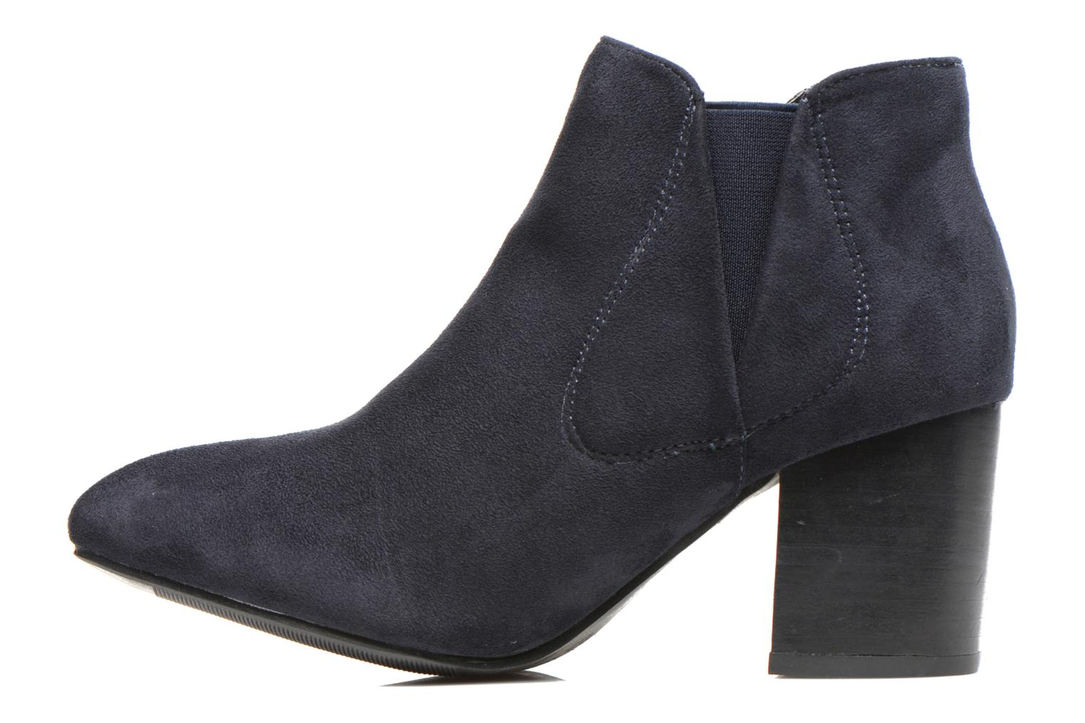 Ankle boots Eclipse Bottine Cally Blue front view