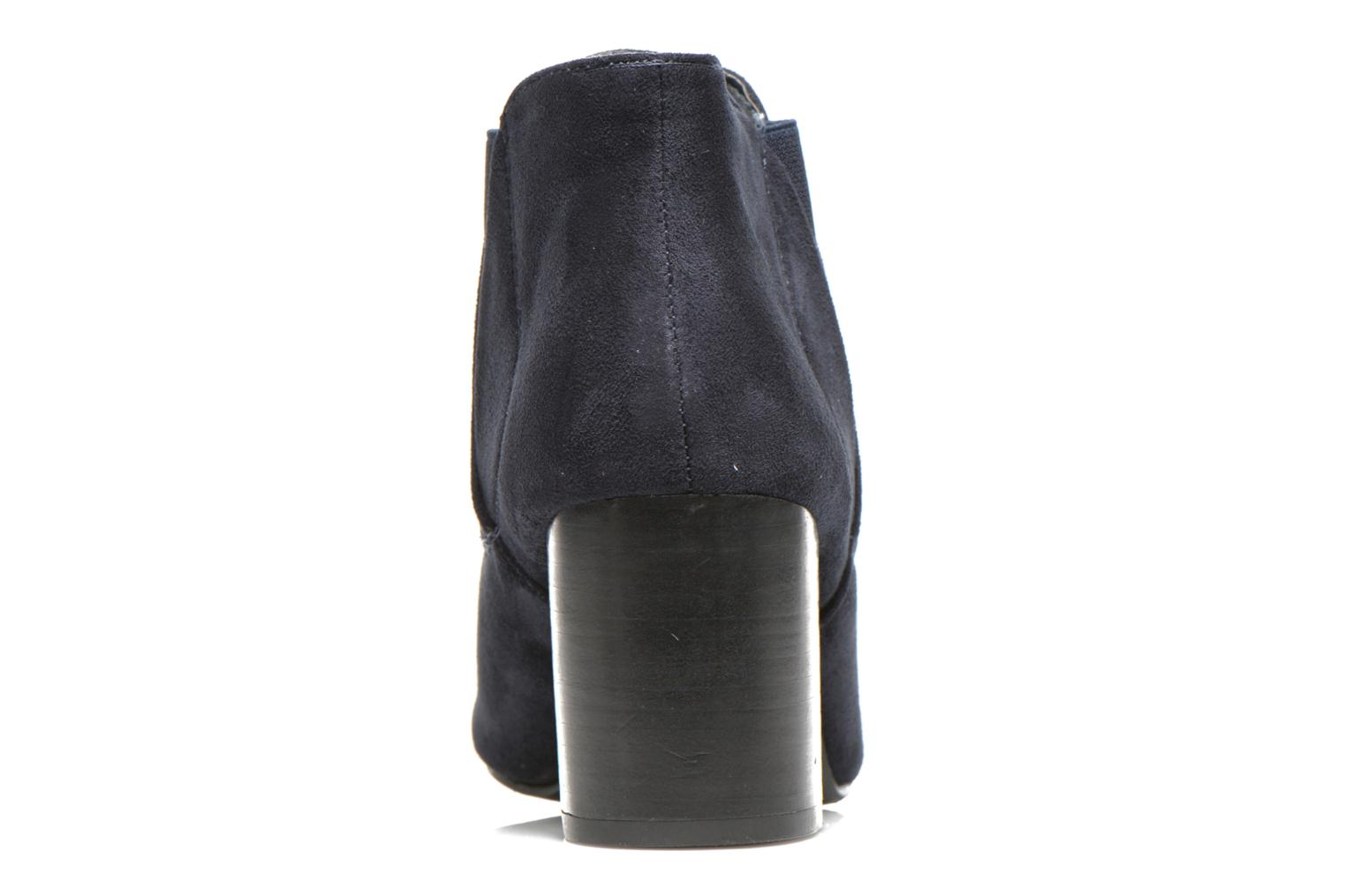 Ankle boots Eclipse Bottine Cally Blue view from the right
