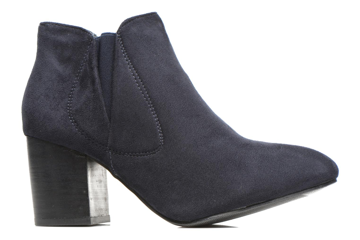 Ankle boots Eclipse Bottine Cally Blue back view