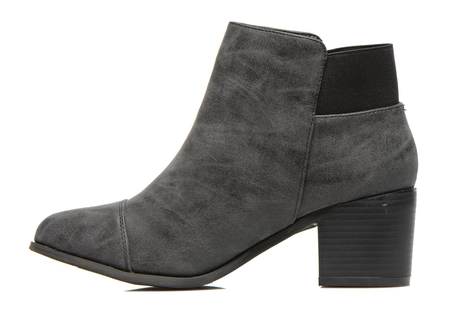 Ankle boots Eclipse Bottine Janice Grey front view