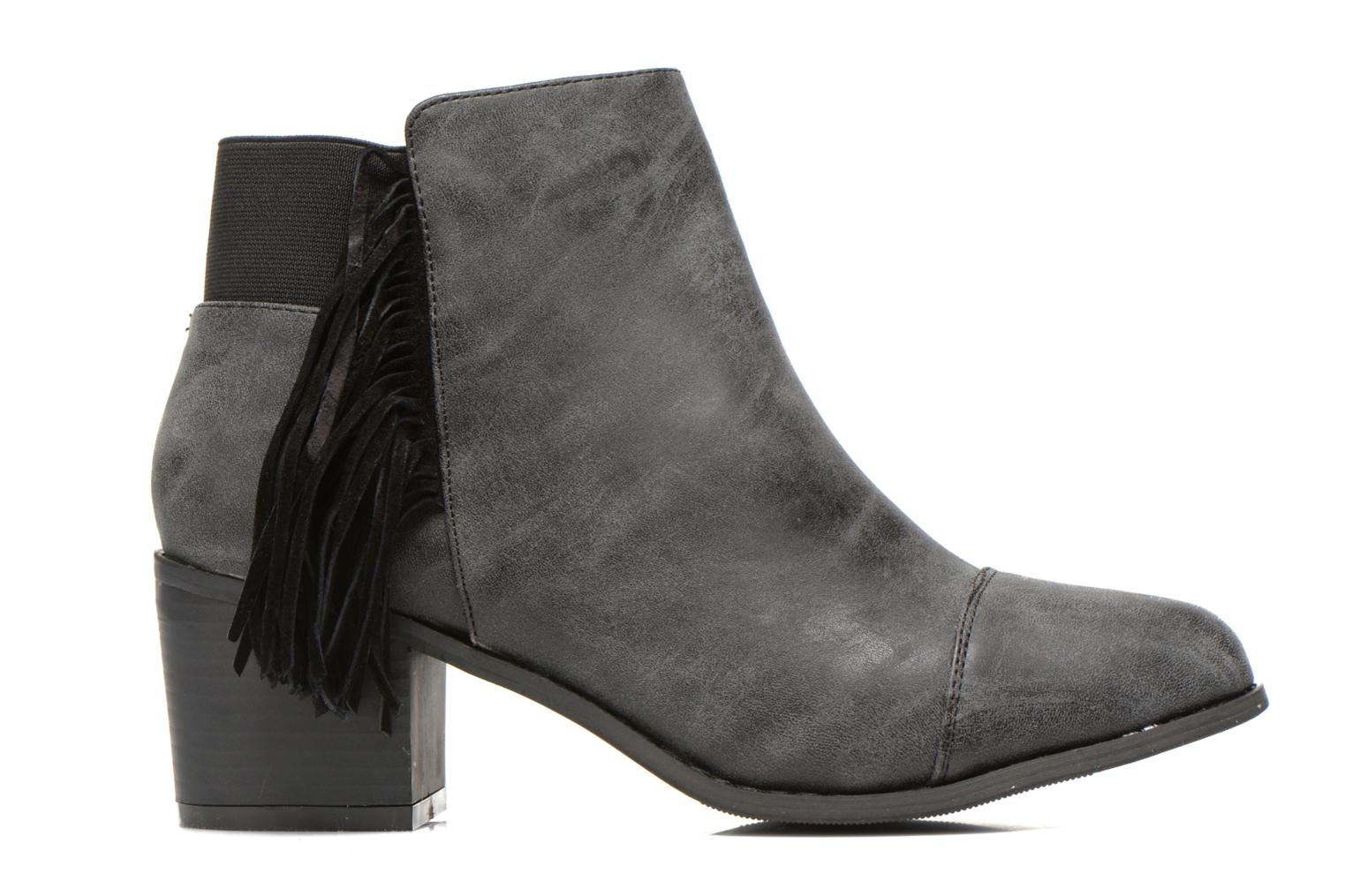 Ankle boots Eclipse Bottine Janice Grey back view