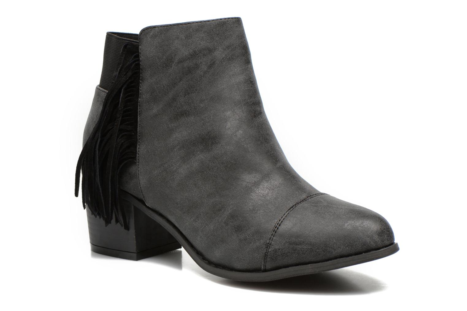 Ankle boots Eclipse Bottine Janice Grey detailed view/ Pair view