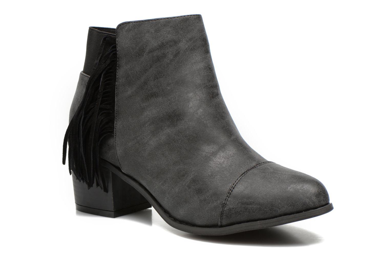 Bottines et boots Eclipse Bottine Janice Gris vue détail/paire