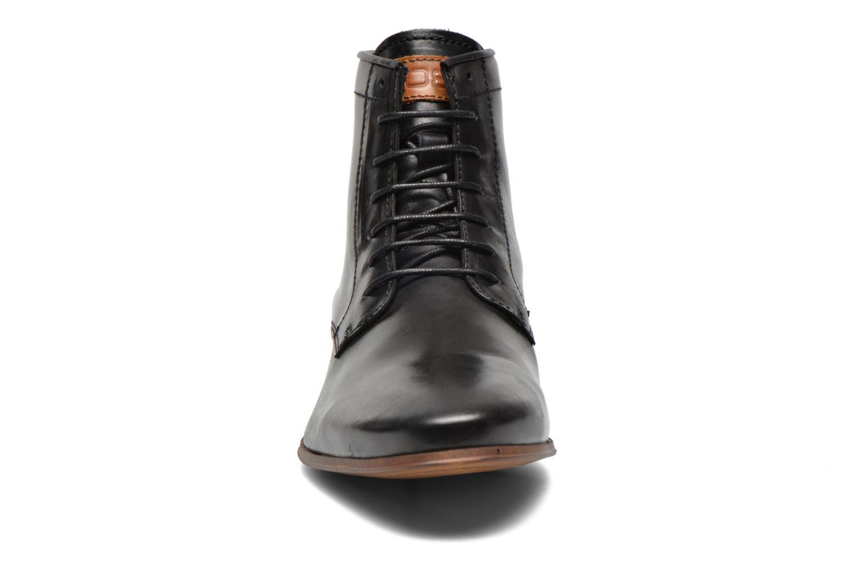 Bottines et boots Kost Guillemet Noir vue portées chaussures