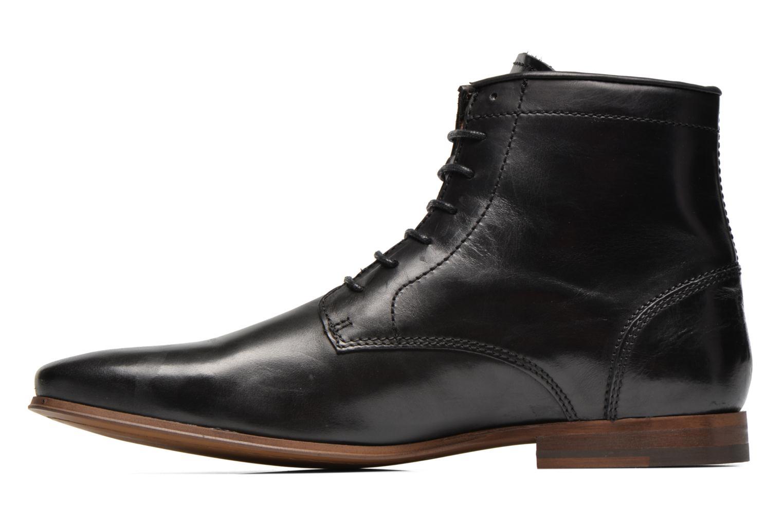 Boots en enkellaarsjes Kost Guillemet Zwart voorkant