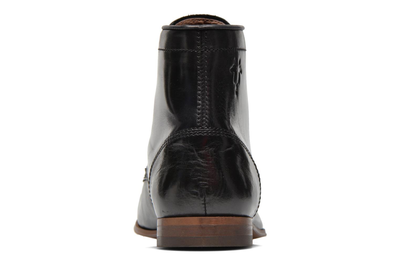 Boots en enkellaarsjes Kost Guillemet Zwart rechts