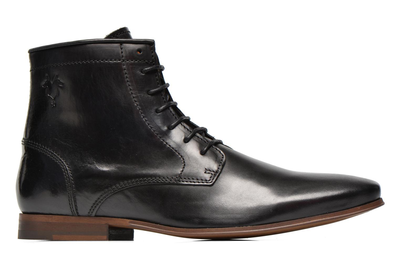 Bottines et boots Kost Guillemet Noir vue derrière