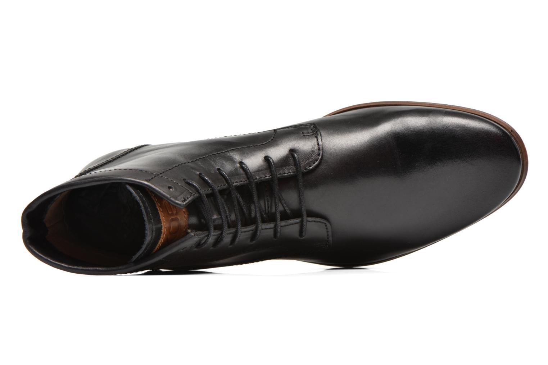 Bottines et boots Kost Guillemet Noir vue gauche