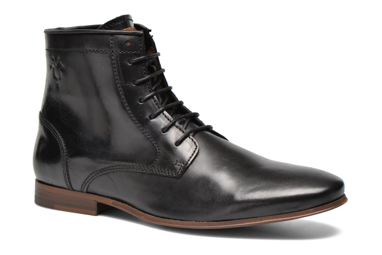Boots en enkellaarsjes Kost Guillemet Zwart detail