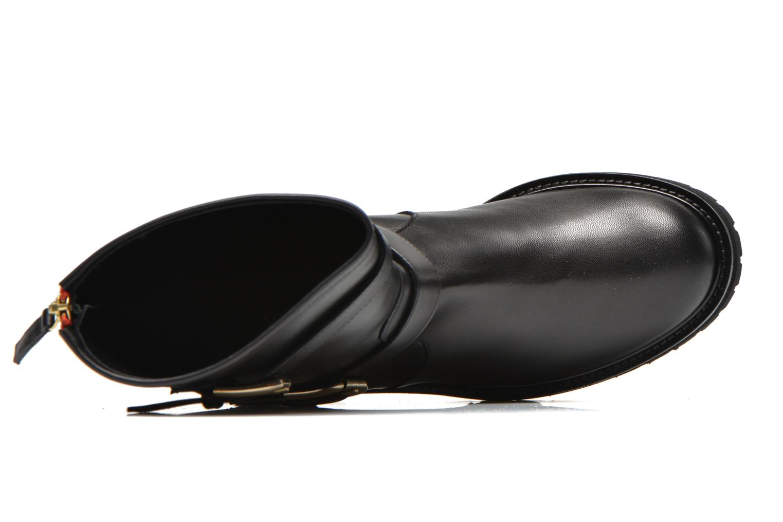 Bottines et boots Vicini Bottines biker Noir vue gauche
