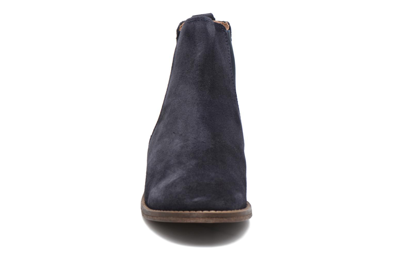 Bottines et boots Bensimon Boots Elastiques Bleu vue portées chaussures