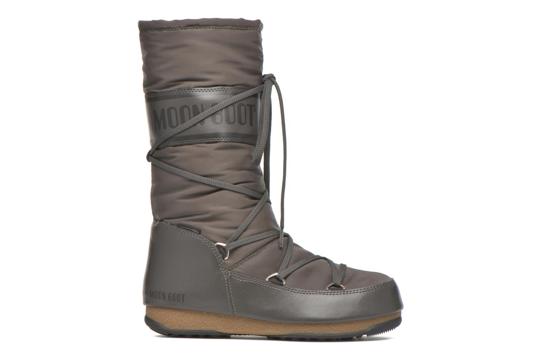 Sportschuhe Moon Boot Soft Shade grau ansicht von hinten