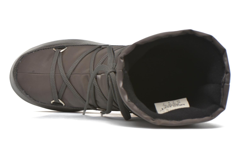Sportschuhe Moon Boot Soft Shade grau ansicht von links