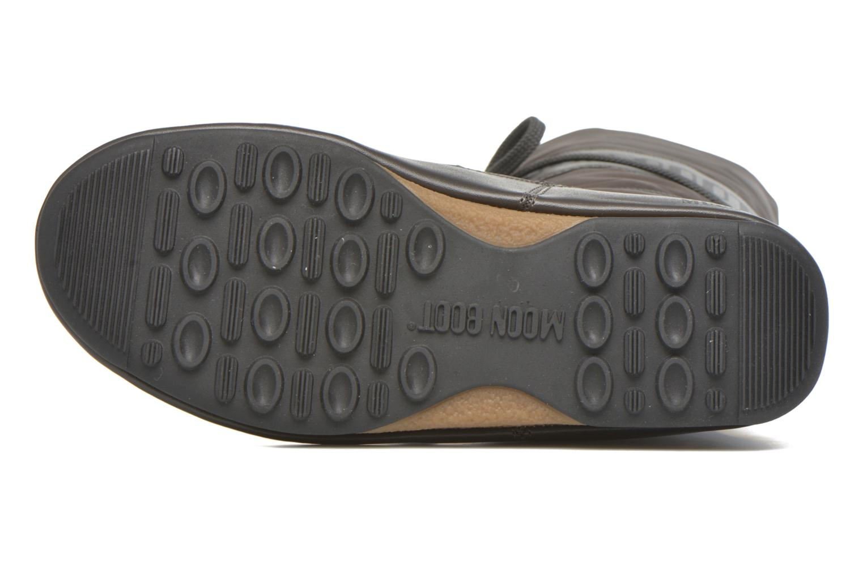 Sportschuhe Moon Boot Soft Shade grau ansicht von oben