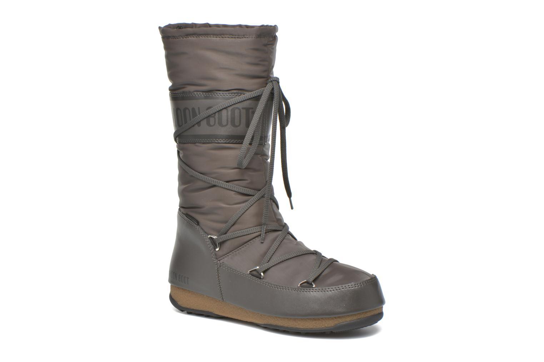 Últimos recortes de precios Moon Boot Soft Shade (Gris) - Zapatillas de deporte chez Sarenza