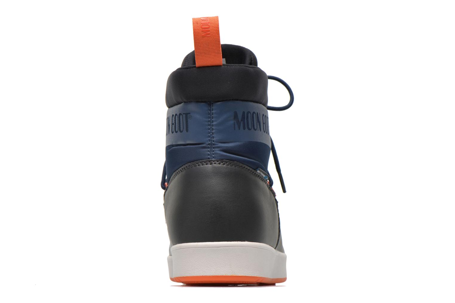 Sport shoes Moon Boot Neil Blue view from the right