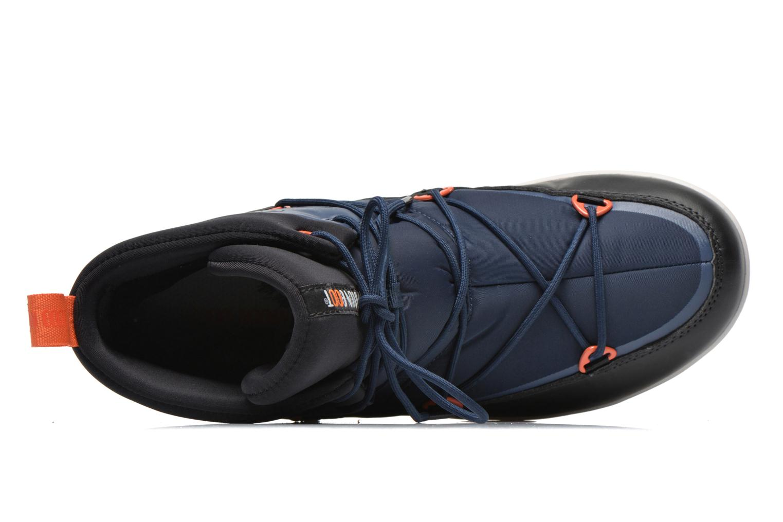 Scarpe sportive Moon Boot Neil Azzurro immagine sinistra