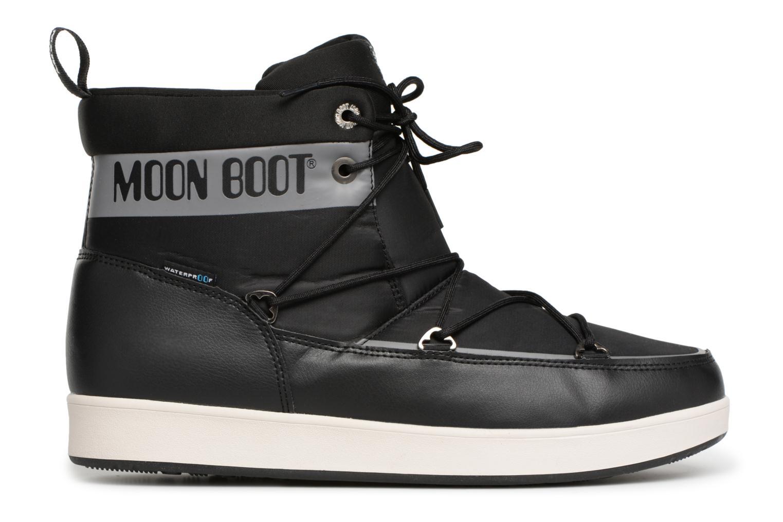 Moon White Grey Neil Boot Black vwcq4XT