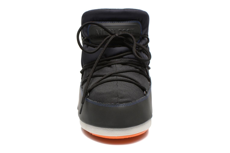 Stiefeletten & Boots Moon Boot Buzz Tech schwarz schuhe getragen