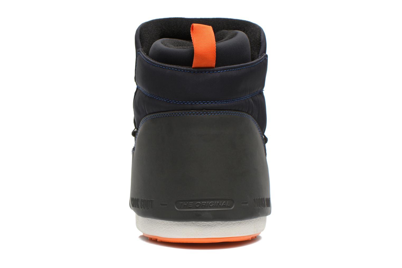 Buzz Tech Dark Blue-Black-Orange
