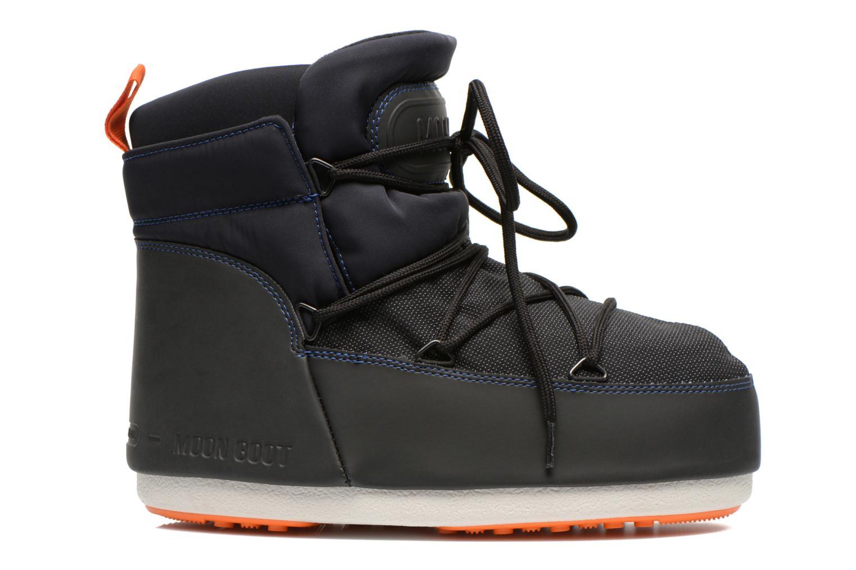 Stiefeletten & Boots Moon Boot Buzz Tech schwarz ansicht von hinten