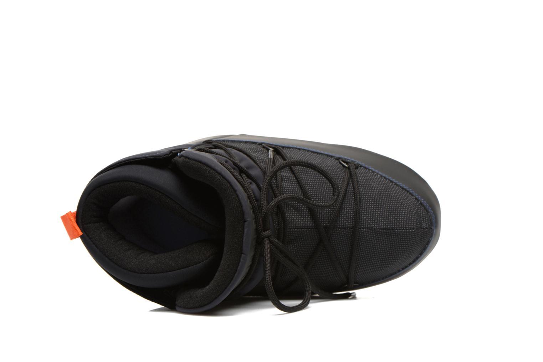 Stiefeletten & Boots Moon Boot Buzz Tech schwarz ansicht von links