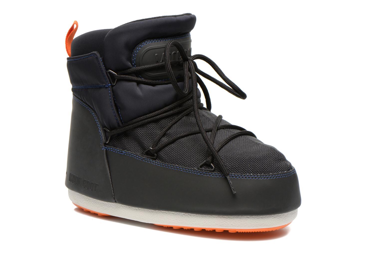 Stiefeletten & Boots Moon Boot Buzz Tech schwarz detaillierte ansicht/modell