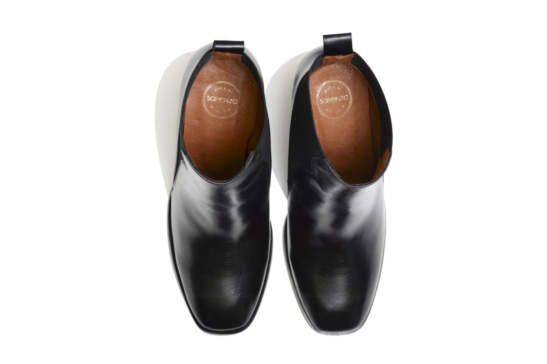 Stiefeletten & Boots Made by SARENZA Smoking Simone #6 schwarz schuhe getragen