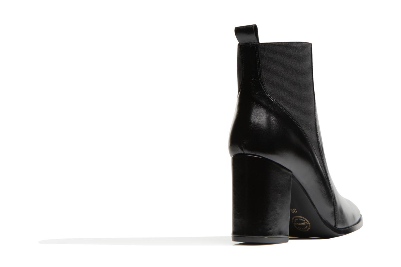 Stiefeletten & Boots Made by SARENZA Smoking Simone #6 schwarz ansicht von vorne