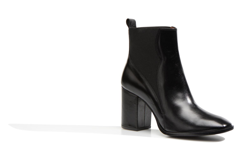 Stiefeletten & Boots Made by SARENZA Smoking Simone #6 schwarz ansicht von rechts