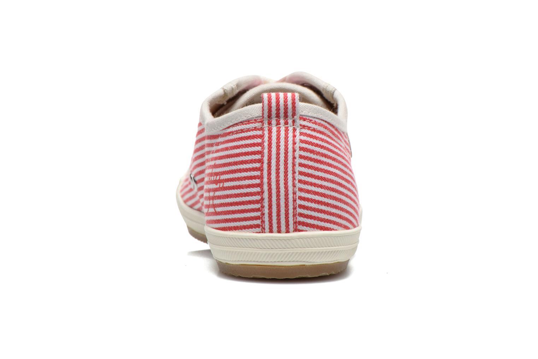 Sneakers Faguo Oak Suede M Rosso immagine destra