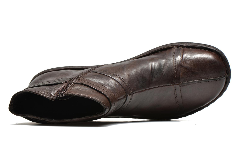 Bottines et boots Khrio Shadan Marron vue gauche
