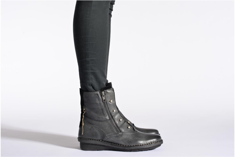 Bottines et boots Khrio Mati Noir vue bas / vue portée sac