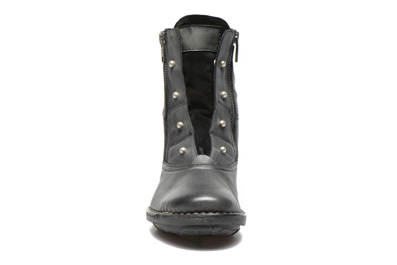 Bottines et boots Khrio Mati Noir vue portées chaussures